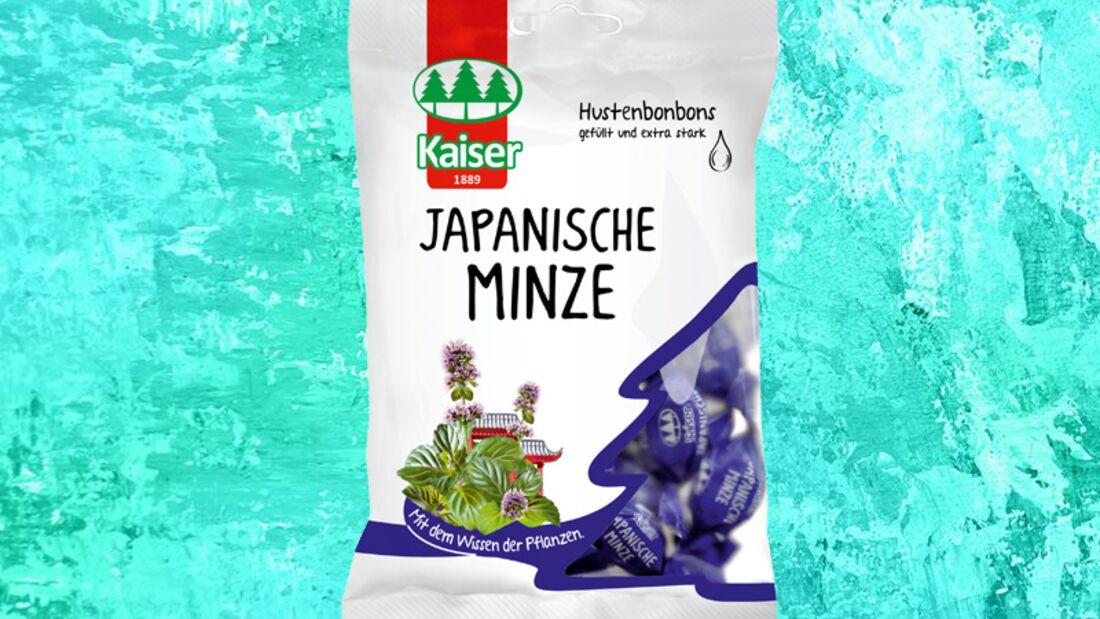 gegen Mundgeruch: Kaiser Japanische Minze