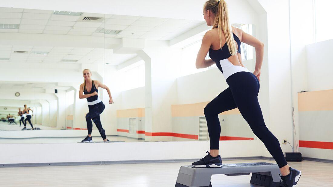Zumba ist wirksam zur Gewichtsreduktion