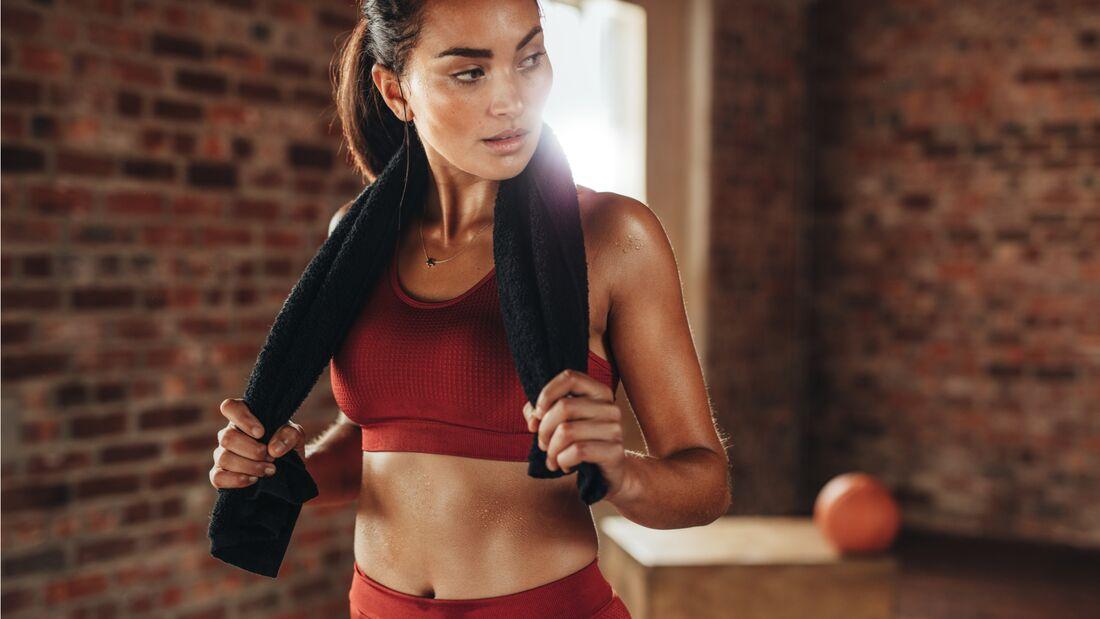 Muskeln frauen wieviel bei Körperfettanteil (KFA)