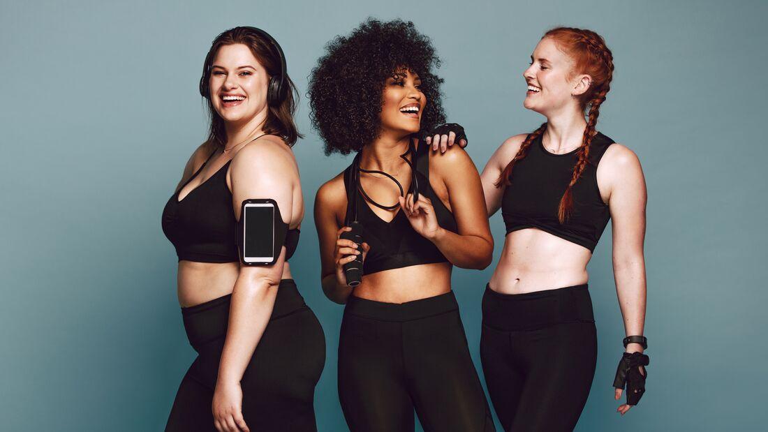 30 Tage Herausforderung, um beim Gehen Gewicht zu verlieren