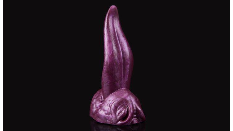 Drache Dildo Masturbation Böser Onani