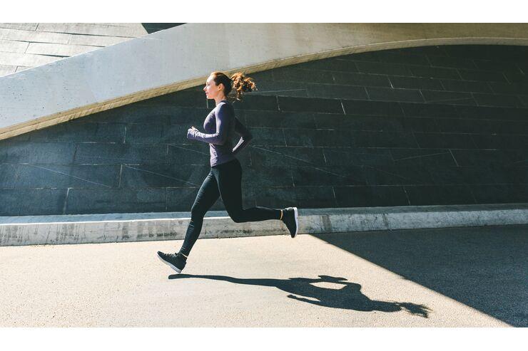 Verlieren Sie 10 Kilo durch Laufen