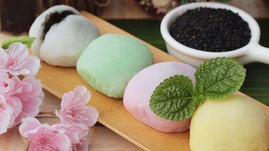 japanischer Food-Trend: Mochi-Eis